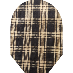 Men Black Plaid 700x700