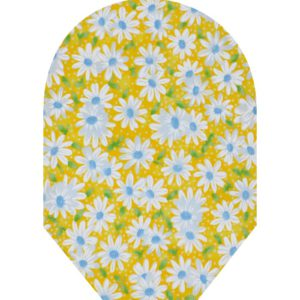 Yellow Floral 700x700