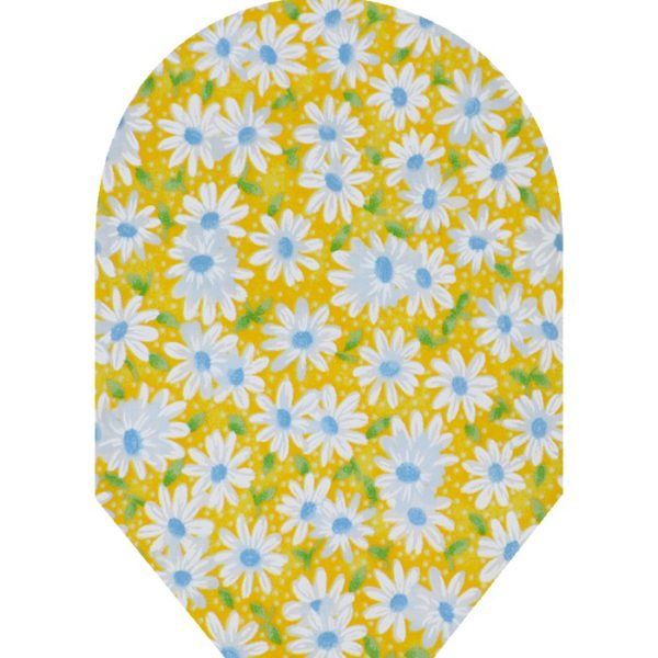 Yellow Floral 700×700