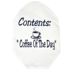 Contents: Coffee of the day
