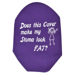 Does this cover make my Stoma look fat?