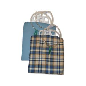 Plaid Urine Bag Cover
