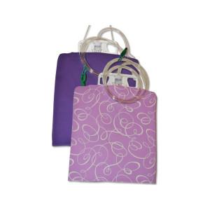 Purple Urine Bag Cover