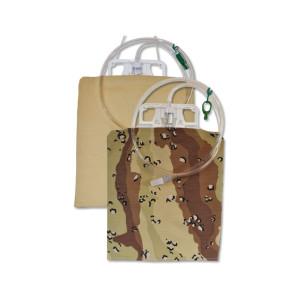 Tan Urine Bag Cover