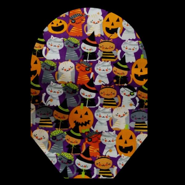 Halloween Cats & Pumkpins
