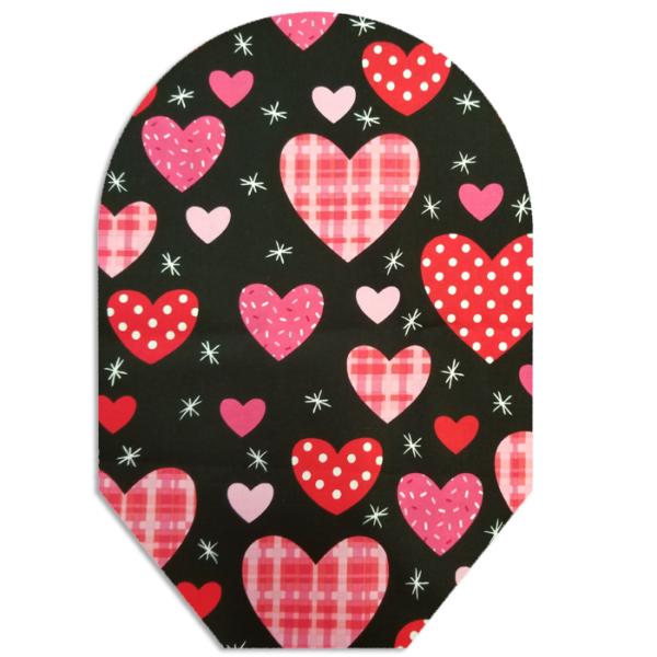 valentines – calico hearts