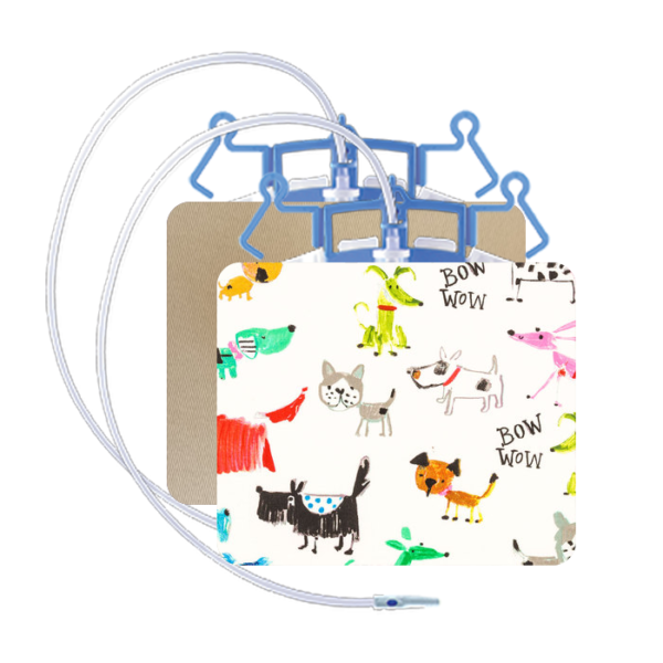 URINARY BAG BOW WOW DOGS